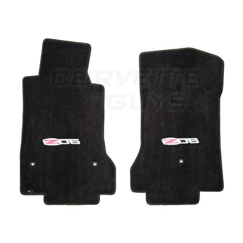 Lloyds Ultimat Floor Mats - Ebony (08-13 C6 Z06)