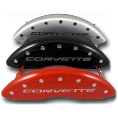 MGP Corvette Caliper Covers (Set of 4) - (06-13 C6Z06 / Grand Sport)