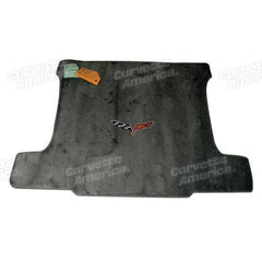 Steel Grey Corvette C6 Ultimat Cargo Mat - Coupe