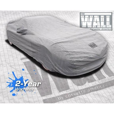 The Wall Car Cover W/ Cable & Lock (1953-1962)