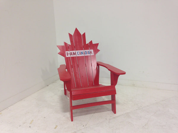 Adirondack chair Canadian