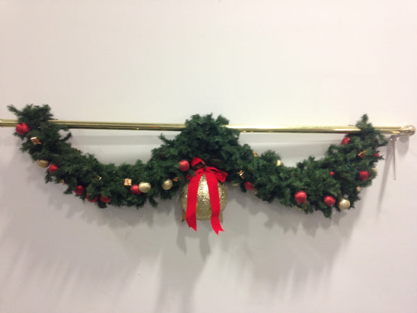 8' Long Christmas Garland