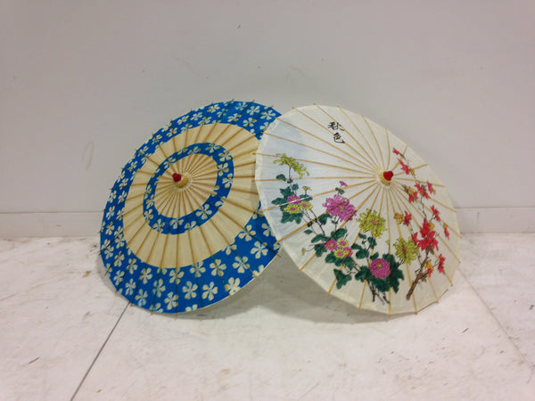 Japanese Paper Umbrellas