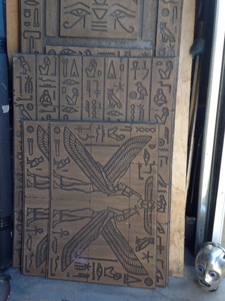 Egyptian Panels