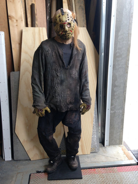 Scary Jason Figure 6 ft