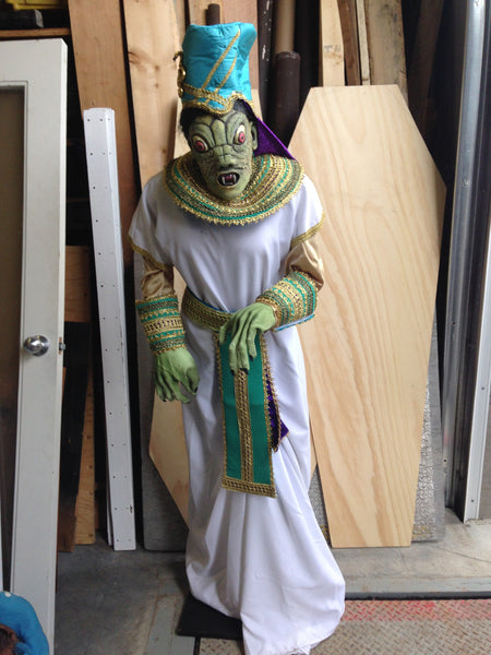 Egyptian Halloween Figure 6ft