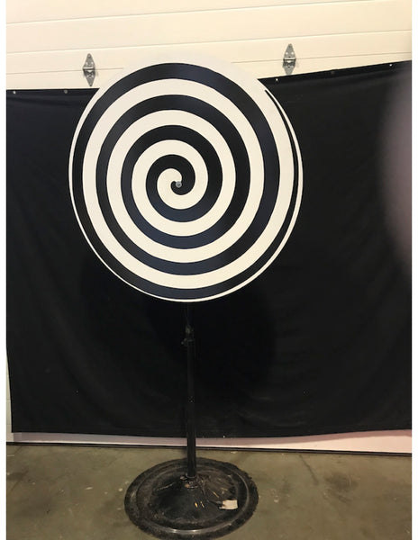 Electric 7 Ft Hypnotic wheel