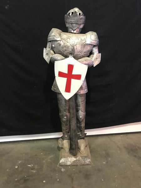 Metal 5 Ft Knight