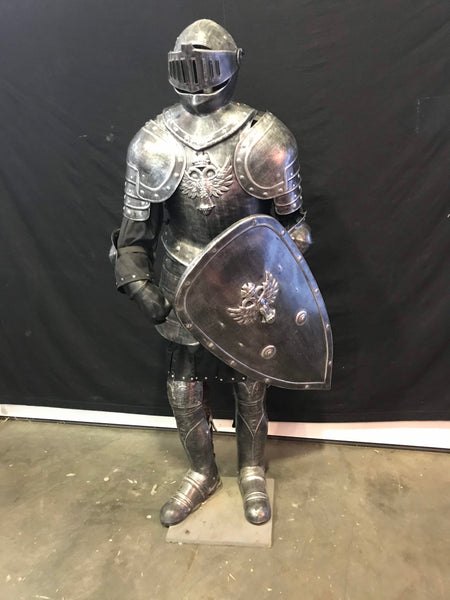 Metal 6 FT Knight