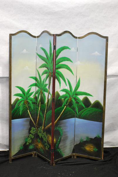 Hawaiian Room Divider
