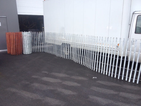 Seaside Fencing 8ft Sections