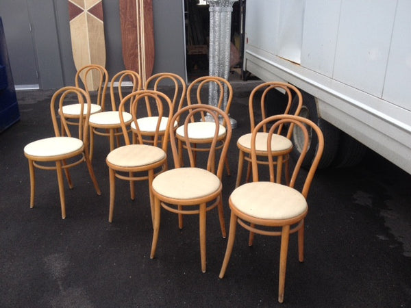 Bentwood Side Chairs
