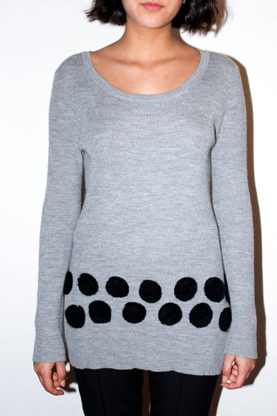 Pom Pom Sweater/Tunic