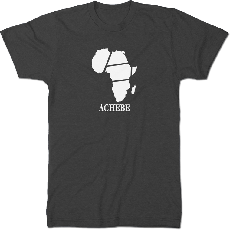 Chinua Achebe: Things Fall Apart Literary T-shirt Men