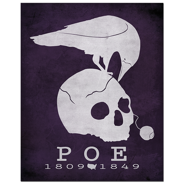 Edgar Allan Poe: The Raven