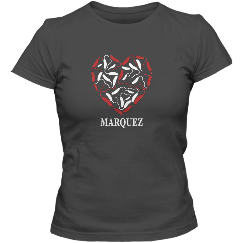 Gabriel Garcia Marquez: Love In Times Of Cholera Literary T-shirt Women