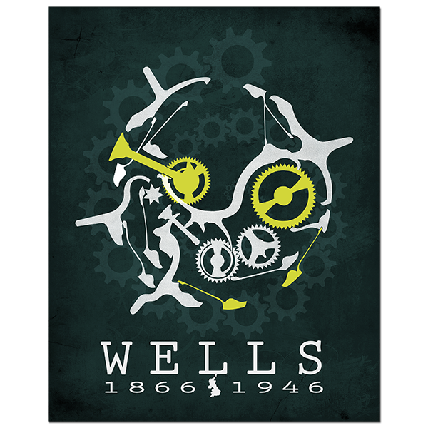 H G Wells: Time Machine
