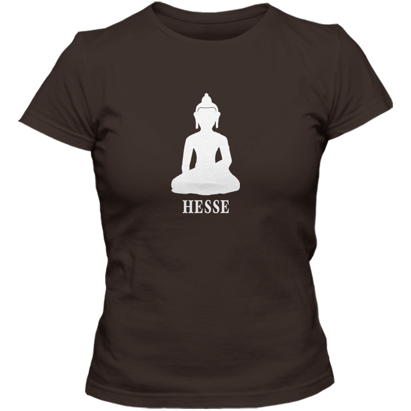 Hermann Hesse: Siddhartha Literary T-shirt Women