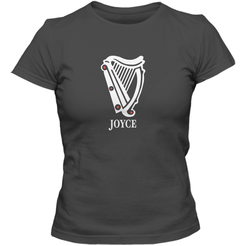 James Joyce: Ulysses Literary T-shirt Women
