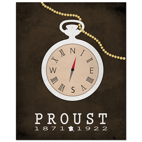 Marcel Proust: In Search Of Lost Time