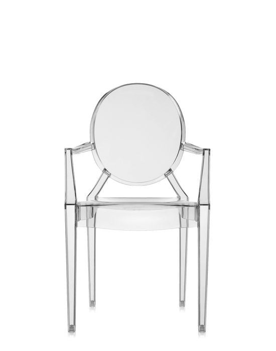 Kartell Louis Ghost Armchair (pair)