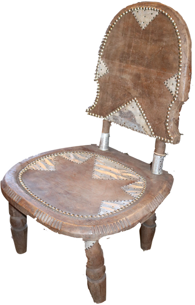 Baula Chair from Ivory Coast