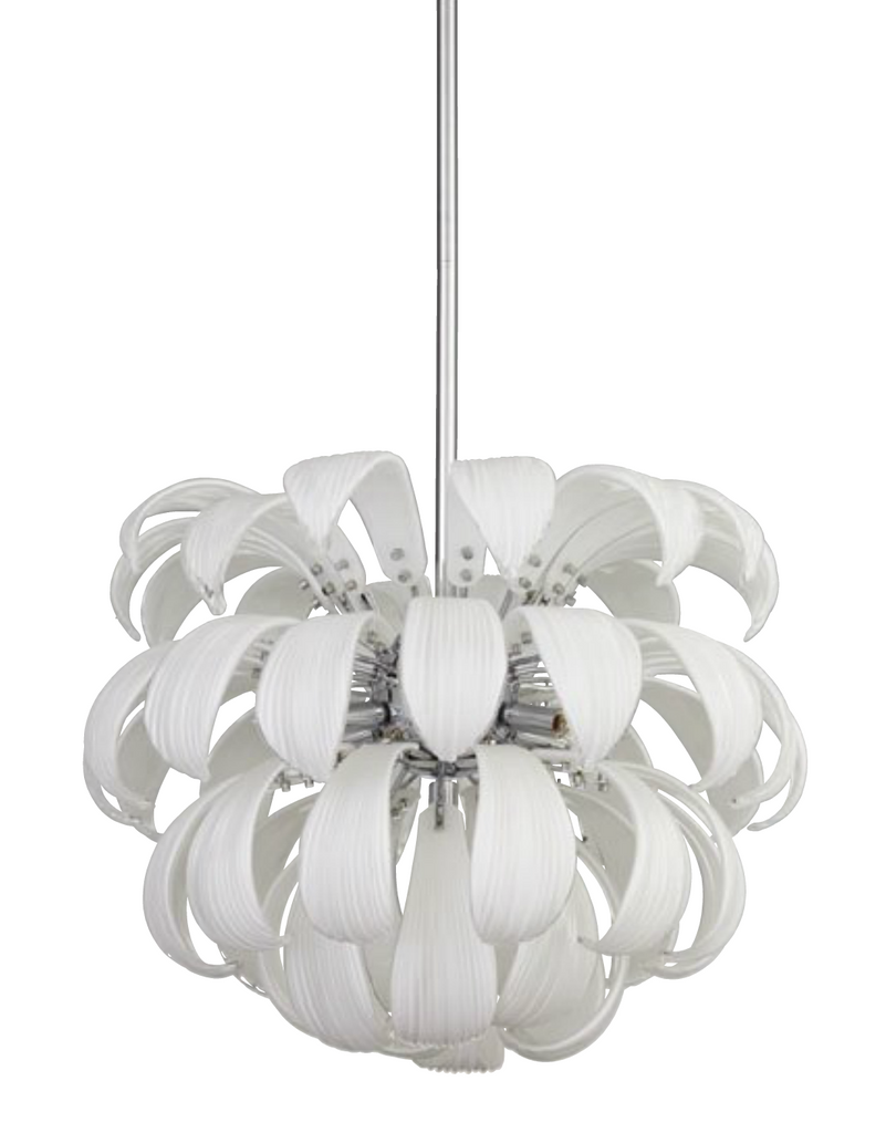 Lily Petal Pendant Light