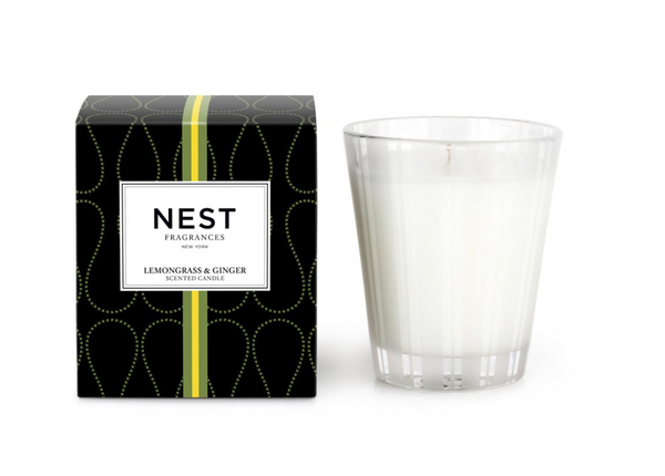 Nest - Lemongrass & Ginger