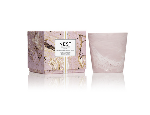 Nest Limited Edition - White Camellia