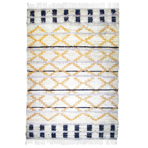 Trails Cream Rug