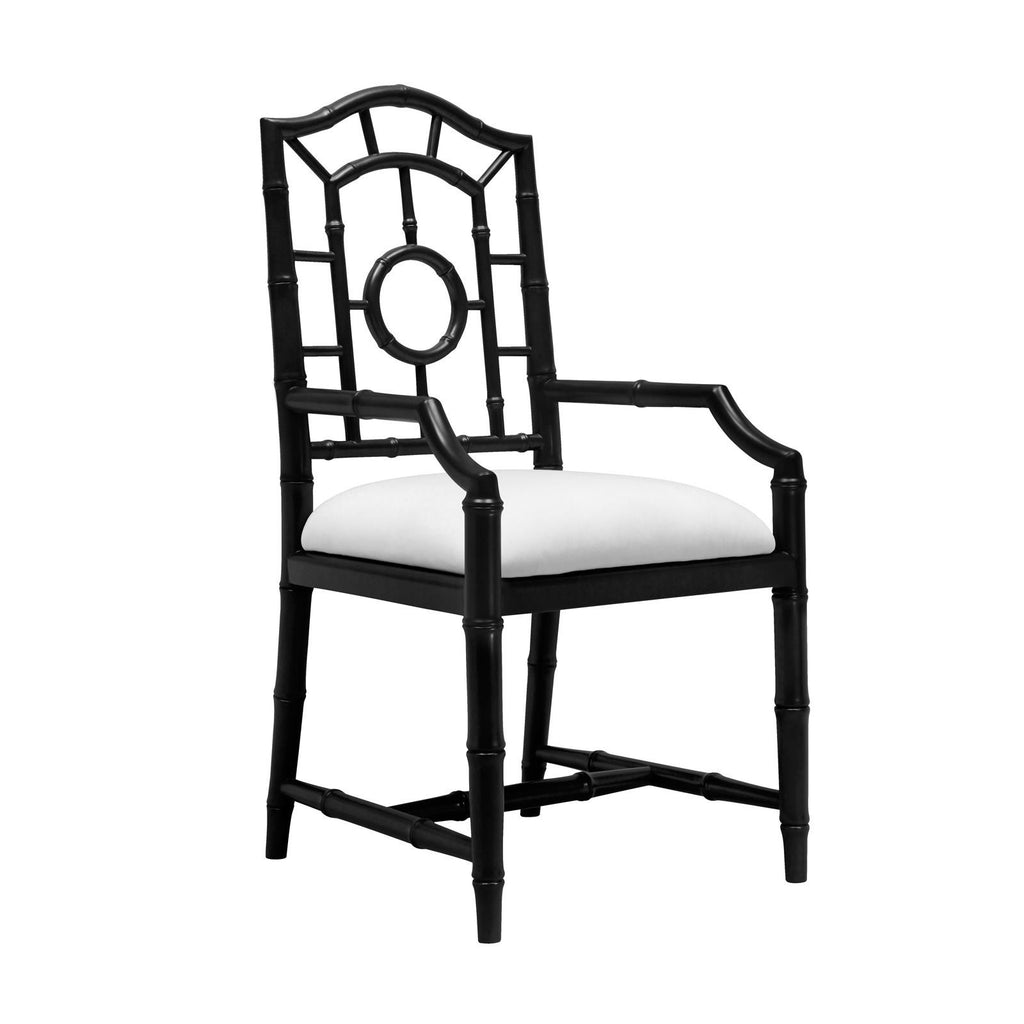 Bamboo Chinoiserie Chair