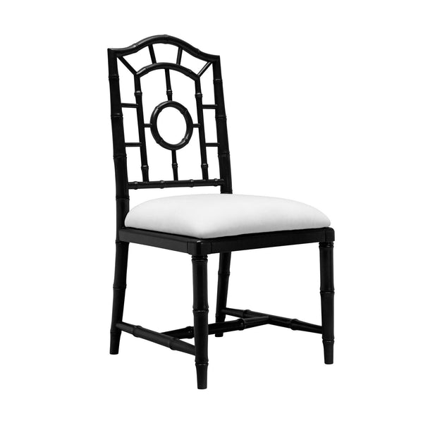 Bamboo Chinoiserie Side Chair
