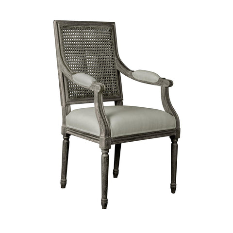 Cane Back Dining Armchair
