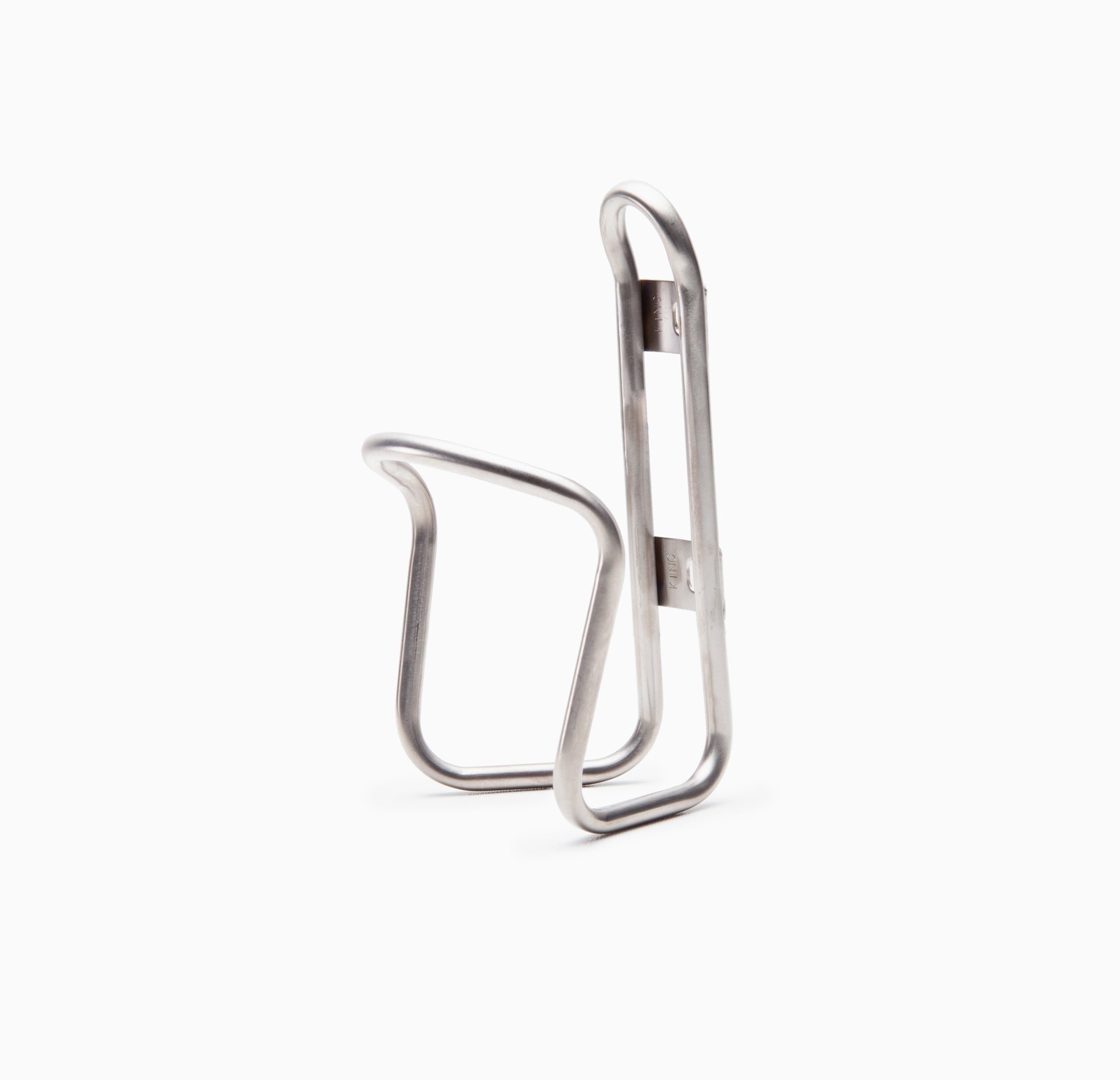 "Ti KING bottle Cage Lowered 1"" for Following MB"