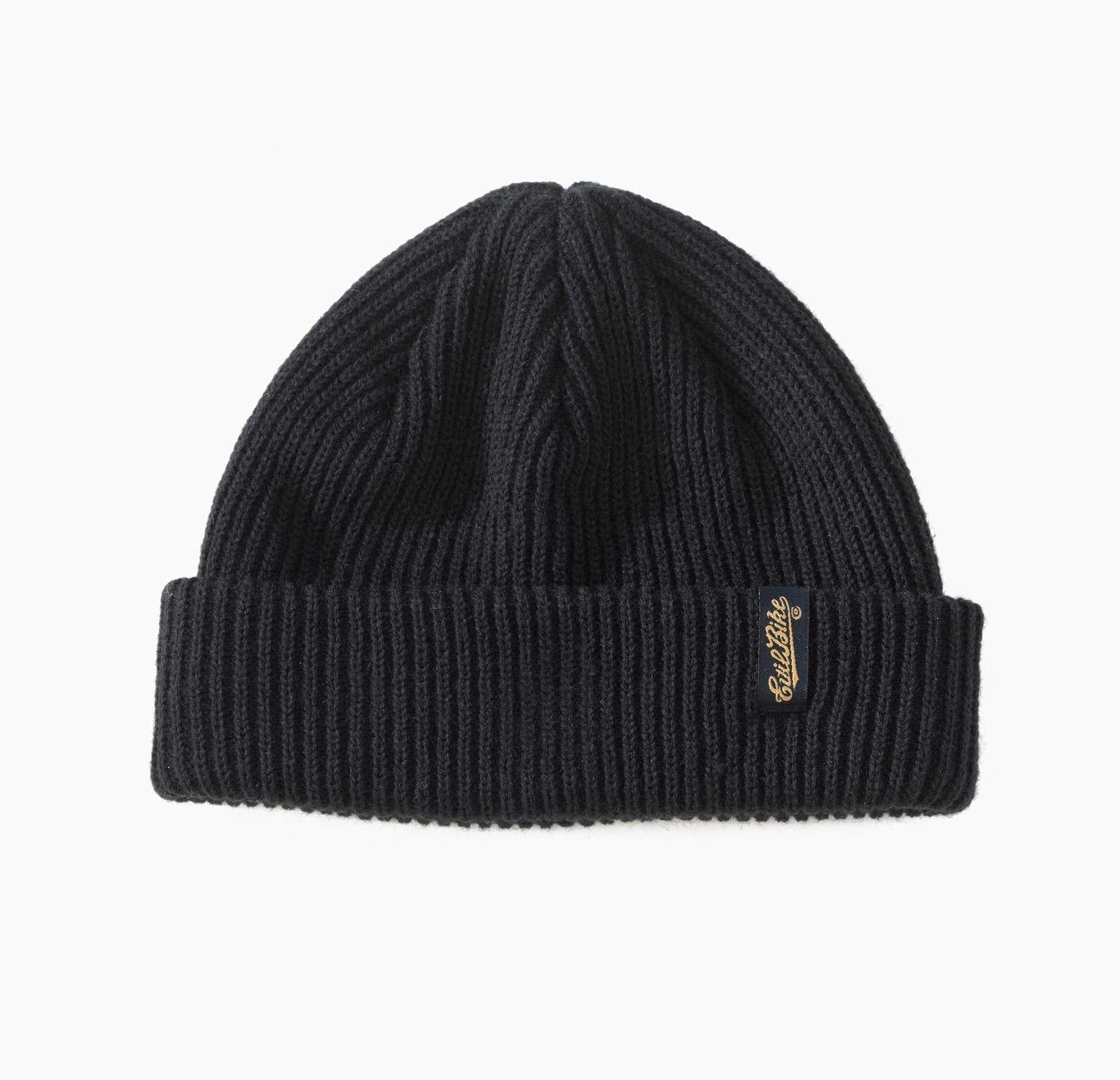 Hold Up Beanie Black