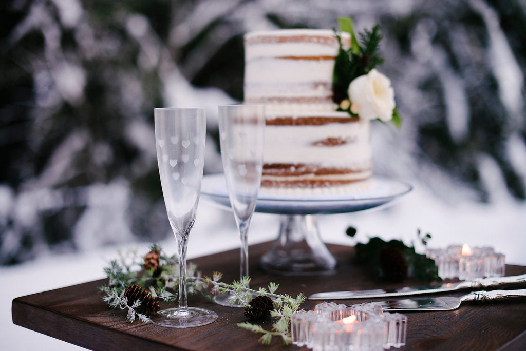 vintage wedding cake inspiration