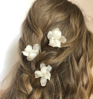 SMALL JARDINIA HAIRPINS