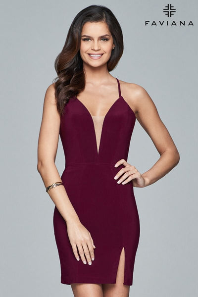 Sia Lace Up Back Dress