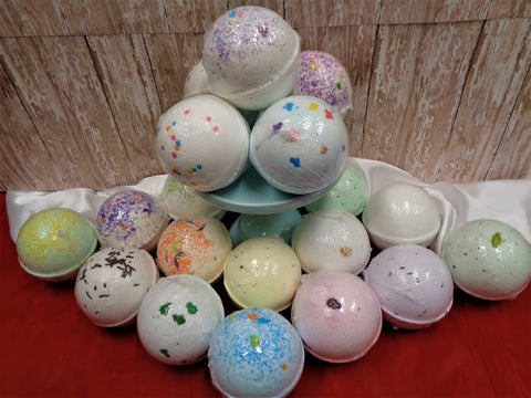 BIG BATH BOMBS