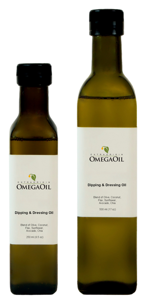 Dipping and Dressing Oil