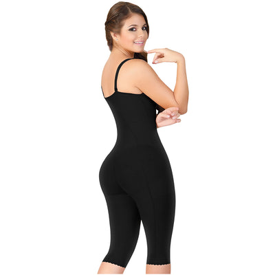 Fajas Salome 0213 Open Bust Tummy Control with Butt Lifting Shapewear
