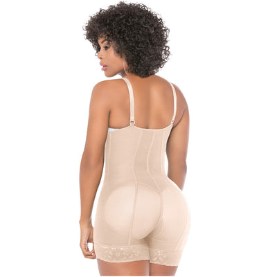 Fajas Salome 0214 Mid Thigh Butt Lifter Body Shaper