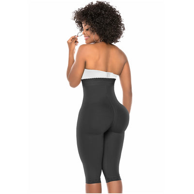 Fajas Salome 0219 High Waist Shapewear Shorts