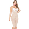 Fajas Salome 0520 Braless Full Bodysuit Tummy Control Shapewear