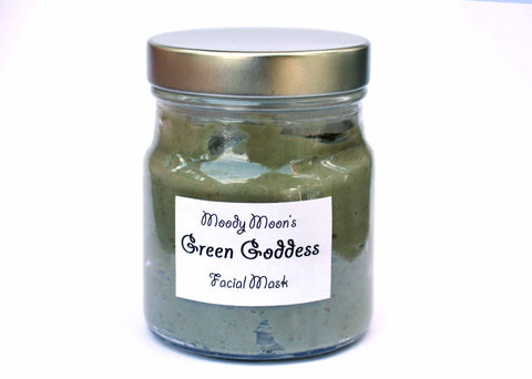 Green Goddess Natural Facial Mask
