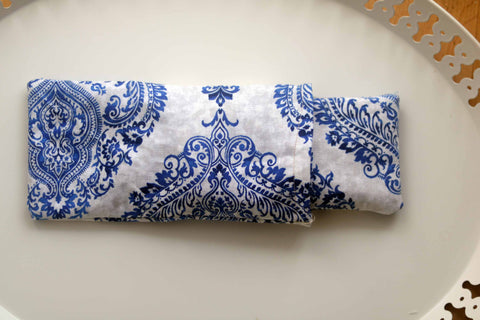 Blue and White Dream Pillow