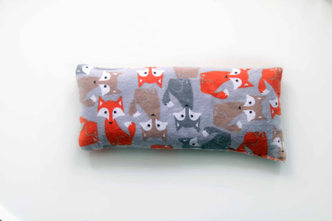 Totem Fox Dream Pillow with Eucalyptus & Lavender