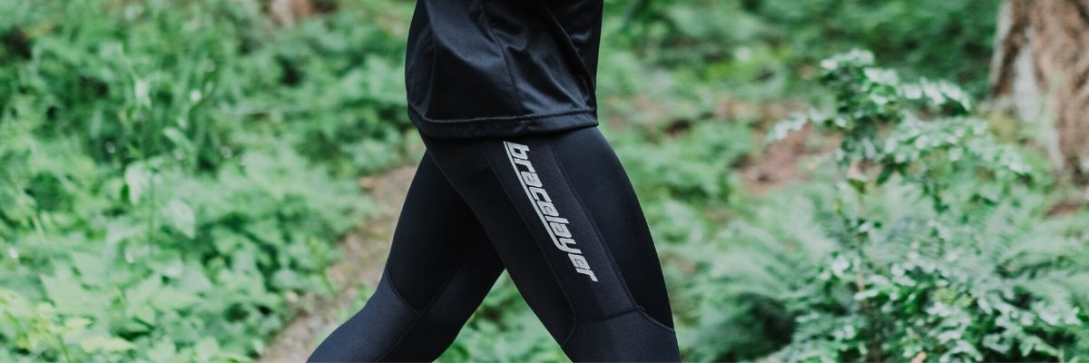 Compression Pants IT Band Pain Relief ITBS Syndrome