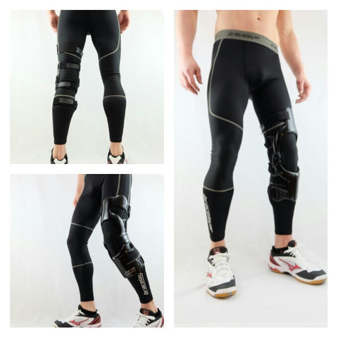 Ossur Cti Custom ACL Knee Brace Layer