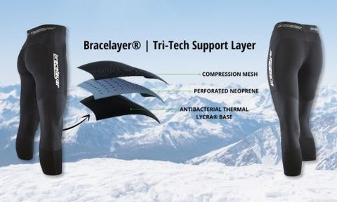 The ultimate thermal compression base layer for skiers